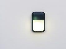 Im Freienlampe Lizenzfreie Stockbilder