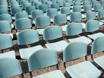 Im Freienstühle lizenzfreies stockfoto