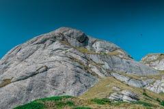 Im Herzen der Berge Lizenzfreie Stockbilder