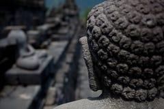 Im het luisteren Barabudurï ¼ ŒIndonesia Royalty-vrije Stock Afbeeldingen