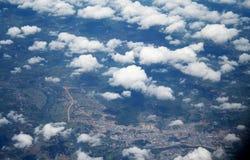 Im Himmel stockfotos