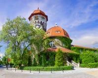 Im Jahre 1902 errichtet Svetlogorsk, Kaliningrad-Region Russland Lizenzfreie Stockbilder