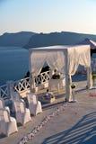 im Meer von Griechenland-Zeremonie Stockfoto