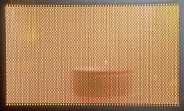 Im Mikrowellenherd Lizenzfreie Stockbilder
