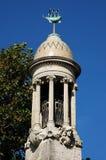 Im monumento de los padres, Southampton Foto de archivo