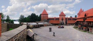 Im Schloss Stockfotos