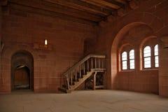 Im Schloss Stockbild