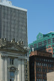 Im Stadtzentrum gelegene 2 Stockfoto