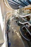 Im Stadtzentrum gelegene Bibliothek in Salt Lake City, UT. Lizenzfreie Stockbilder