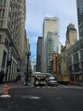 Im Stadtzentrum gelegene Liebe Lizenzfreie Stockfotografie