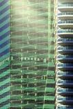Im Stadtzentrum gelegene Miami-Architektur Stockbilder
