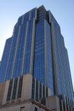 Im Stadtzentrum gelegene Skyline-Gebäude Austin-Texas Stockfotografie