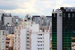 Im Stadtzentrum gelegene Skyline Sao Paulos Stockfoto