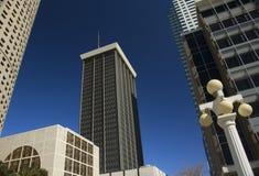 Im Stadtzentrum gelegene Tampa Bay Lizenzfreie Stockfotografie