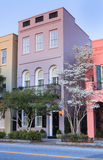 Im Stadtzentrum gelegener Charleston South Carolina Stockfotografie