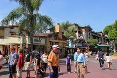 Im Stadtzentrum gelegener Disney Lizenzfreie Stockfotografie