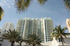 Im Stadtzentrum gelegener Ft Lauderdale Stockbild