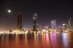 Im Stadtzentrum gelegener Ho Chi Minh City Lizenzfreie Stockfotos