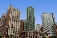 Im Stadtzentrum gelegener Jahrtausend-Park Chicagos Lizenzfreie Stockfotografie