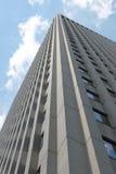 Im Stadtzentrum gelegener Stadt-Wolkenkratzer Stockfotos