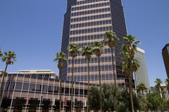 Im Stadtzentrum gelegener Tucson Arizona Lizenzfreie Stockfotografie