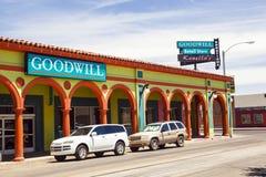 Im Stadtzentrum gelegener Tucson, Arizona Stockbilder