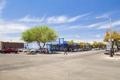 Im Stadtzentrum gelegener Tucson, Arizona Stockfoto