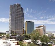 Im Stadtzentrum gelegener Tucson Arizona stockfotos