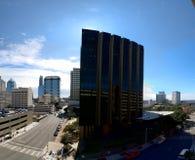 Im Stadtzentrum gelegenes Austin Stockfotos