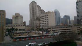 Im Stadtzentrum gelegenes Austin Lizenzfreie Stockfotos