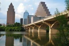 Im Stadtzentrum gelegenes Austin Stockbilder