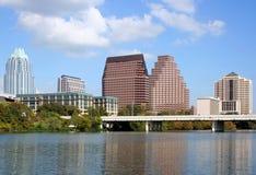 Im Stadtzentrum gelegenes Austin, Texas lizenzfreie stockbilder