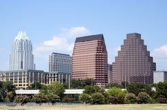 Im Stadtzentrum gelegenes Austin, Texas stockbilder