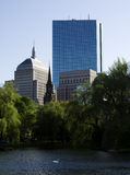 Im Stadtzentrum gelegenes Boston Stockbilder