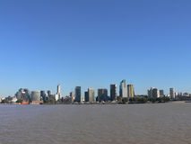 Im Stadtzentrum gelegenes Buenos Aires Stockbilder