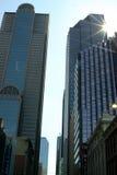 Im Stadtzentrum gelegenes Dallas Lizenzfreies Stockbild
