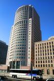 Im Stadtzentrum gelegenes Detroit Stockfoto