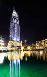 Im Stadtzentrum gelegenes Dubai Lizenzfreie Stockbilder