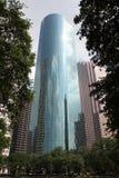 Im Stadtzentrum gelegenes Houston Texas Stockfoto