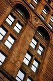 Im Stadtzentrum gelegenes Kansas City lizenzfreie stockfotografie