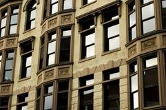 Im Stadtzentrum gelegenes Kansas City stockfotos