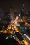 Im Stadtzentrum gelegenes Kuala Lumpur Stockbilder