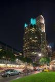Im Stadtzentrum gelegenes LA Stockfotografie