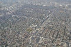Im Stadtzentrum gelegenes Los Angeles Lizenzfreie Stockfotografie