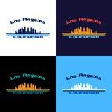 Im Stadtzentrum gelegenes Los Angeles #41 Stockfotos