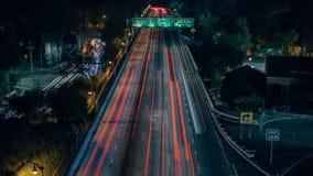 Im Stadtzentrum gelegenes Los Angeles #41 stock video