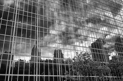 Im Stadtzentrum gelegenes Manhattan Lizenzfreies Stockfoto