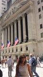 Im Stadtzentrum gelegenes Manhattan New York Lizenzfreies Stockbild
