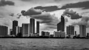 Im Stadtzentrum gelegenes Miami Stockfoto