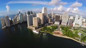 Im Stadtzentrum gelegenes Miami 4k stock footage